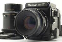 [ Near MINT ] Mamiya RZ67 Pro Camera + Sekor Z 127mm & 180mm 2 x Lens From JAPAN