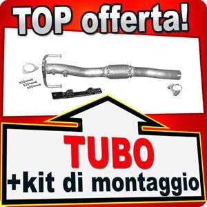 Tubo OPEL CORSA D 1.3 CDTi Marmitta Tubo flessibile ALC