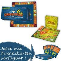 Drinkopoly Saufspiel Partyspiel Party Spiel Gesellschaftsspiel Deutsch