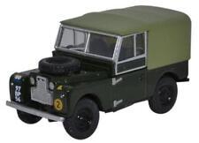 Oxford Green Diecast Cars, Trucks & Vans