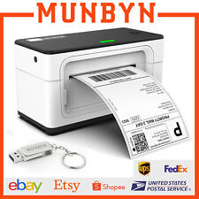 Munbyn Itpp941 Usb Direct Thermal Label Printer 4x6 Shipping Barcode Label Maker