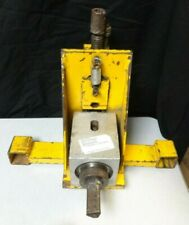 Pipe Groover Toledo 975 Manual Roll