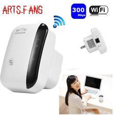 Wifi Booster Internet Network Signal Enhancer Wireless Range Extender 300M