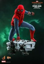 Hot Toys Spider-Man Spider Man with Drone (Homemade Suit Version) 1/6 Scale A...