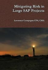 Mitigating Risk in Large SAP Projects by Lawrence Compagna (2014, Hardcover)