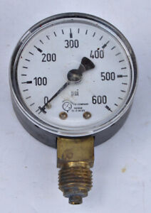 Small high-pressure gauge by Abbey