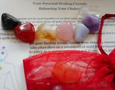 Reiki Crystal Healing Stones