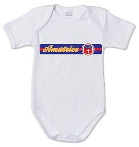 BODY tutina bimbo neonato AMA01 Amatrice Raccolta Fondi Terremotati 24 Agosto