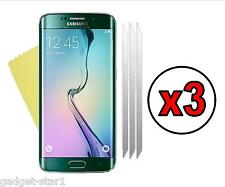 3x Hq Matte Anti Glare Screen Protector Cover Film Guard Samsung Galaxy S6 Edge
