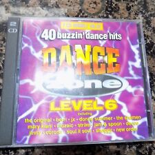 CD DANCE ZONE LEVEL SIX    USED