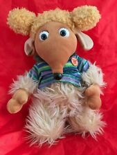 'Alderney' WOMBLE Soft Toy / Plush - 1998 Elizabeth Beresford