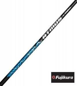 Fujikura Atmos Blue 5S Stiff Flex Driver Shaft - Choose Adapter