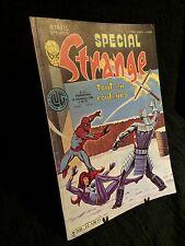 SPECIAL STRANGE N°22 (R18)