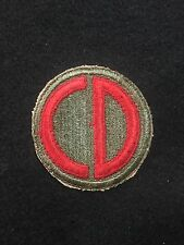 WWII 85th Infantry Division Patch