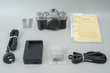 Fujifilm X-T20 24.3 MP Mirrorless Digital Camera Body Only, Silver *Low Shutter*
