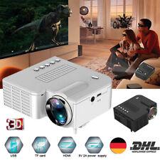 Tragbar LED Mini Full HD Projektor Android Multimedia Heimkino Beamer