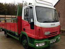 Dropside Commercial Lorries & Trucks with Tail Lift