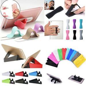 Universal Adjustable Band Finger Ring Grip Stand Holder For Smart Mobile Phone