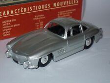 1:43 Quiralu reproduction Mercedes Benz 300SL 300 SL Voiture miniature auto car