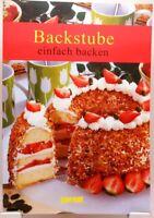 Backstube Einfach backen + Backbuch / Kochbuch Vielseitige leckere Rezepte #GA5