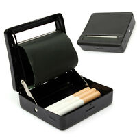 Automatic Shargio Cigarette Tobacco Roller Rolling Machine Box 70mm case