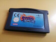 Spyro: Season of Ice - Nintendo Game Boy Advance (GBA) - Cartridge Only