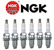 6 x Spark Plugs NGK V Power Resistor Fits Toyota Lexus GS300 GC300 / BKR5EKB11