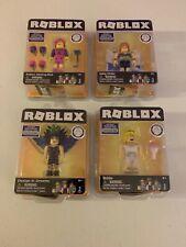 Roblox Action Figures - Lot of 4: Hang Glider, Skating Rink, Bride, & Design It