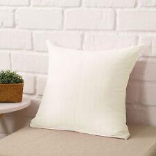 Plain Solid Home Decor Pillow Case Bed Sofa Waist Cushion Cover Soft Throw 2018