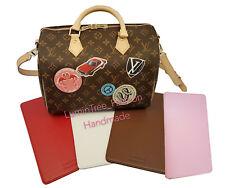Handmade Leder Bag Base Shaper Einlegeboden Für Louis Vuitton SPEEDY 25/30/35