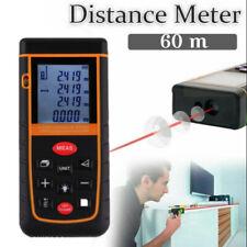 LCD Digital Laser Distance Meter Range Finder Handheld Measure Diastimeter 80m