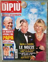 249# MAGAZINE DIPIU 14 2005 LADY DIANA PAOLA PEREGO AL BANO DELLA ROVERE RIVELLI