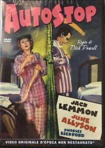 AUTOSTOP con Jack Lemmon DVD
