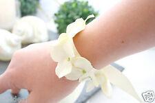 Armband, Armstrauß handgemacht Trauzeuginn, Brautmutter, Blumenkind, Hortensie