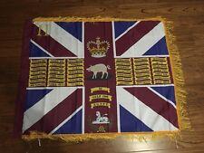 2nd battalion Coldstream Guards Regimental colours flag