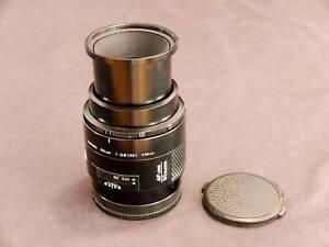Minolta AF 50mm 1:1 Macro Lens - Sony