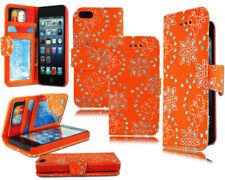 Cover e custodie arancioni marca Nokia per cellulari e palmari pelle