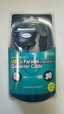 MonoPrice USB to Parallel (CN36 Male/IEEE1284) 6Ft. Printer Cable