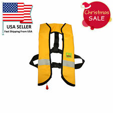 New Year Sale Manual Life Jacket Vest Inflatable Survival Personal Floatation
