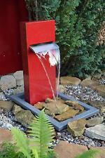 Brunnen Schwallbrunnen Wasserlauf Brunnensäule Teichbrunnen Wassereinlauf