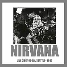 NIRVANA - Live On KAOS FM, Seattle - 1987                                    CD
