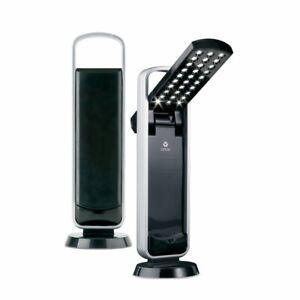 OTTLITE 30 LED TASK LIGHT PORTABLE LIGHTWEIGHT BATTERY OPERATED  BLACK