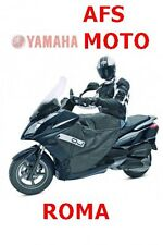 COPRIGAMBE TERMOSCUDO OJ F YAMAHA MAJESTY 400 ANNO 2012+PELLICCIA TERMICA+PILE