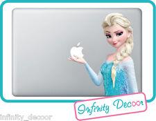 Adesivo Frozen Elsa  per Mac Book Pro/Air 11/13/15- Stickers  Frozen MacBook