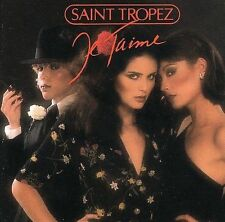 Ja T'aime by Saint Tropez (CD, Mar-1996, Unidisc) Vinyl