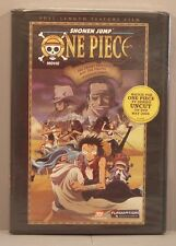 One Piece Movie The Desert Princess and the Pirates Adventures in Alabasta DVD
