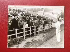 VINTAGE SOVIET PHOTO 1950's USSR URSS STADIUM SPORT