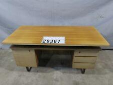 Schreibtisch Tisch 50er 60er Antik Vintage Retro Mid Century #28367