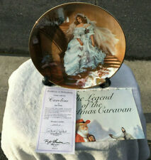 "Rob Sauber ""Caroline"" American Bride Collector Plate Limited Edition # 2448I"