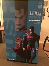 Jim Lee Signed Medicom Real Action Heroes DC Superman Hush 1/6 Scale Figure